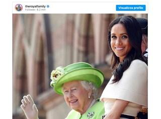 """Compleanno di Meghan Markle, gli auguri di Kate Middleton e della regina nonostante la """"scissione"""""""