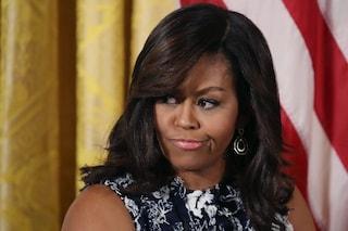 """Michelle Obama: """"Soffro di una lieve forma di depressione, l'ansia mi sveglia in piena notte"""""""