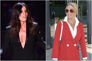 """Paola Turci disse in tv nel 2018: """"Non è vero che sono lesbica, mi piacciono gli uomini"""""""
