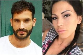 """Sammy Hassan con l'ex Elena Cat: """"Non sono tornato con la mamma di mio figlio, non osate insultarla"""""""