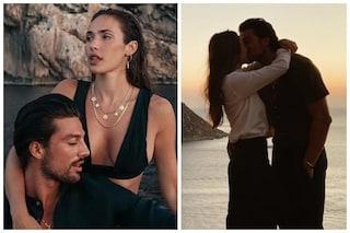 Simone Susinna fidanzato con Ana Moya, la modella fece parlare per il gossip con Francesco Monte