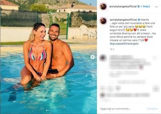 """Anna Tatangelo e la complicità con il fratello Giuseppe: """"So sempre dove trovare il sorriso"""""""