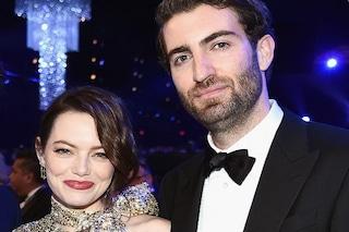 """""""Emma Stone si è sposata"""", finalmente le nozze con Dave McCary già rinviate per il Covid"""