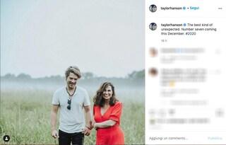"""Taylor Hanson diventerà padre per la settima volta: """"Arriverà a dicembre 2020"""""""