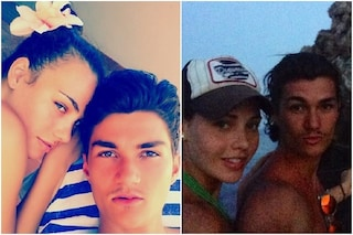 Il fidanzato di Adua Del Vesco nella sua vita dal 2013, mentre in tv si parlava dell'amore con Morra