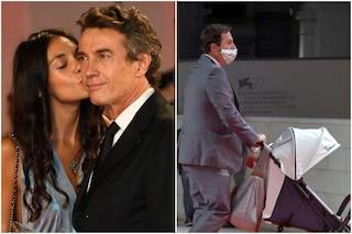 """Alessio Boni e Nina Verdelli a Venezia 2020: """"Mentre noi amoreggiamo, qualcuno ci ruba Lorenzo"""""""