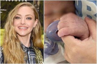 """È nato il secondo figlio di Amanda Seyfried e Thomas Sadoski: """"Abbiamo dato alla luce un ometto"""""""