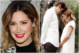 Ashley Tisdale è incinta: l'ex stellina Disney aspetta il primo figlio da Christopher French