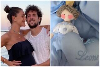 Ludovica Caramis de L'eredità è mamma: è nato Leone, primo figlio da Mattia Destro