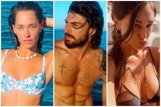 """Caterina Bernal, presunto flirt di Ignazio Moser: """"Si diceva single, Cecilia mi ha fatto contattare"""""""
