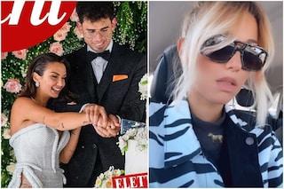 """Elettra Lamborghini non ha invitato la sorella Ginevra alle nozze: """"C'era solo chi desideravamo"""""""