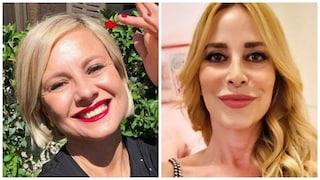 """Il marito di Stefania Orlando ad Antonella Elia: """"Ti abbiamo invitata alle nozze per affetto"""""""