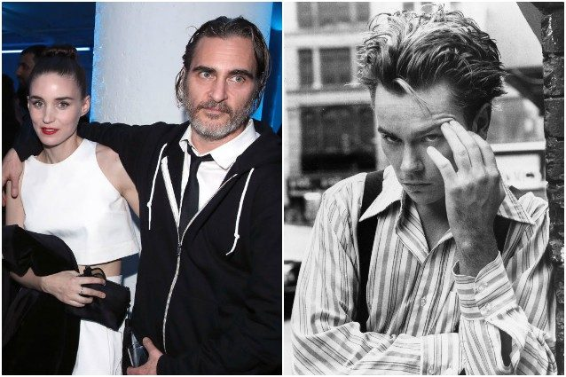È nato il primo figlio di Joaquin Phoenix. E si chiama River