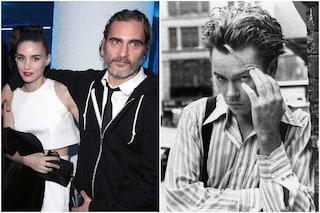 Joaquin Phoenix e Rooney Mara genitori: il primo figlio si chiama River, in ricordo di suo fratello