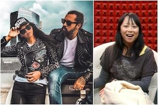 Stefano, papà della tronista Sophie Codegoni, è fidanzato con Man Lo Zhang, ex del Grande Fratello