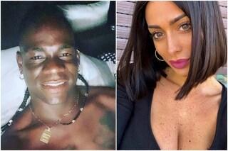 """Alessia Messina pubblica i messaggi privati di Mario Balotelli: """"Basta con questo personaggio"""""""