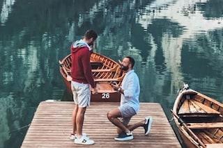 """Alex Migliorini si sposa, dal trono gay alla proposta di matrimonio del fidanzato: """"Ho detto sì"""""""