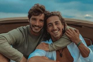 """Stefano De Martino ritrova Marcello Sacchetta: """"Mi sei mancato"""", per mesi sono stati lontani"""