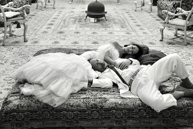 Thom Yorke e Dajana Roncione sposi a Bagheria: ecco la prima foto