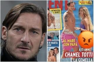 """Francesco Totti sulla copertina di Gente: """"Commenti bavosi, ci saranno conseguenze legali"""""""