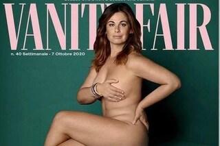 """Vanessa Incontrada nuda in copertina: """"È ora di affrontare una nuova bellezza"""""""