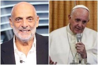 """Paolo Brosio: """"Il Papa deve chiarire se le Unioni Civili sono come il matrimonio cristiano"""""""