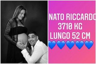 Nando Colelli è diventato papà, è nato Riccardo