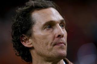 """Matthew McConaughey: """"Fui molestato nel retro di un van dopo avere perso i sensi, avevo 18 anni"""""""