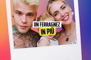 Chiara Ferragni è incinta, l'annuncio con Leone che mostra l'ecografia