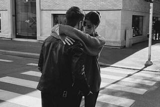 Belen Rodriguez e Antonino Spinalbese, gesto d'amore nella prima foto di coppia della showgirl