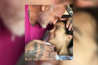 Perché la figlia di Gianluca Vacchi e Sharon Fonseca si chiama Blu Jerusalema