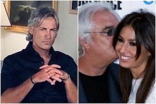 """L'ex compagno di Elisabetta Gregoraci: """"Fidanzati in segreto, l'ombra di Briatore ci condizionava"""""""