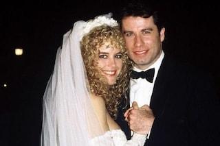 """John Travolta ricorda la moglie Kelly Preston, oggi avrebbe 58 anni: """"Buon compleanno"""""""