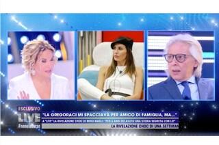 """Mino Magli, il presunto ex di Elisabetta Gregoraci: """"Mi disse che aveva un contratto con Briatore"""""""