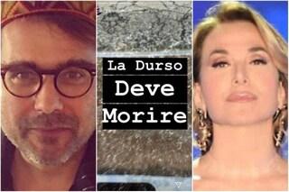 """""""La D'Urso deve morire"""": condannato Yari Carrisi, figlio di Al Bano e Romina Power"""