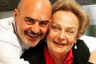 """La commovente lettera di Luca Zingaretti per la mamma: """"Quando una madre se ne va"""""""