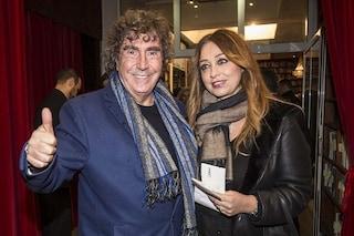 Stefano D'Orazio e l'amore con Tiziana Giardoni, le chiese di sposarlo in diretta tv