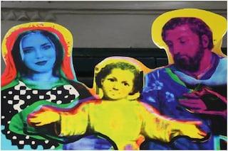 "Chiara Ferragni è la Madonna nel presepe di Pontedera: ""È blasfema"""
