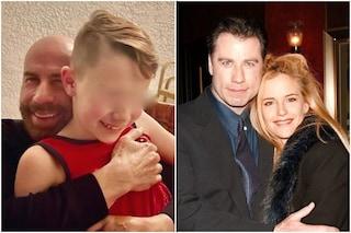 Il gesto di John Travolta per il figlio che compie 10 anni: il primo compleanno senza Kelly Preston