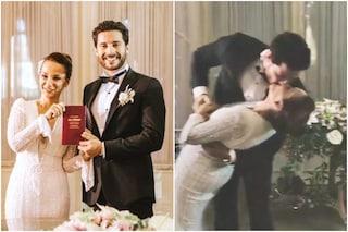 L'attore di Daydreamer che interpreta Osman si è sposato, foto e video del matrimonio