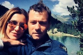 """L'ex marito di Adriana Volpe svela i motivi della separazione: """"Mia figlia piange ogni volta"""""""