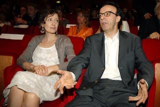 Roberto Benigni e Nicoletta Braschi non stanno divorziando, la separazione è lavorativa