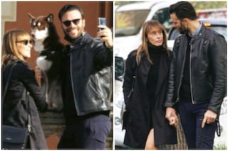 Le foto di Giulio Berruti e Maria Elena Boschi innamorati per le strade di Roma