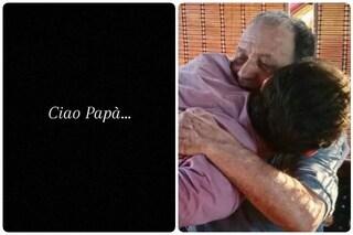 Morto il papà di Gianni Sperti, l'ultimo saluto del ballerino sui social
