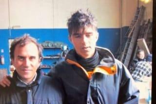 """Andrea Damante nel 2005 faceva il metalmeccanico: """"Lavoro duro, fare il dj è più adatto a me"""""""