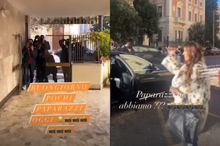 "Paparazzi assiepati sotto casa di Elisabetta Gregoraci: ""Così mi spaventate"""
