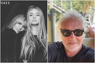 Leni, figlia di Flavio Briatore e Heidi Klum, debutta come modella a 16 anni