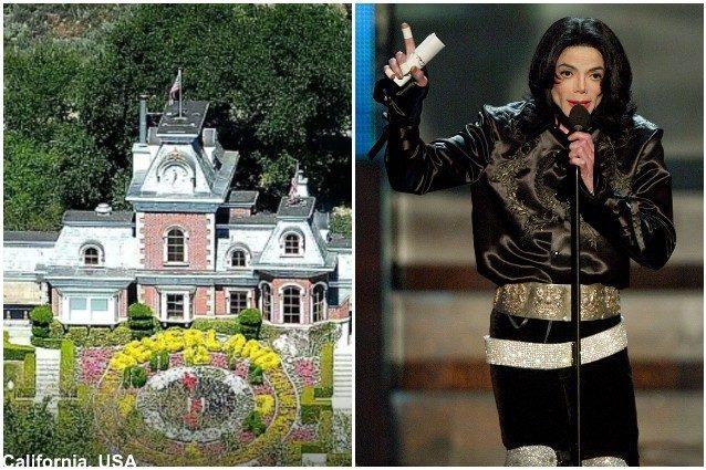 Venduto il Neverland Ranch, la mega villa di Michael Jackson in California