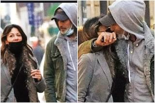 Raz Degan fidanzato con Stuart, le foto dei baci con la compagna