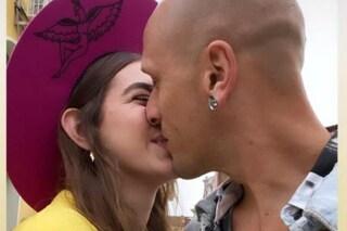 Gaia Gozzi mostra il fidanzato per la prima volta: è Daniele Dezi di Frenetik&Orang3